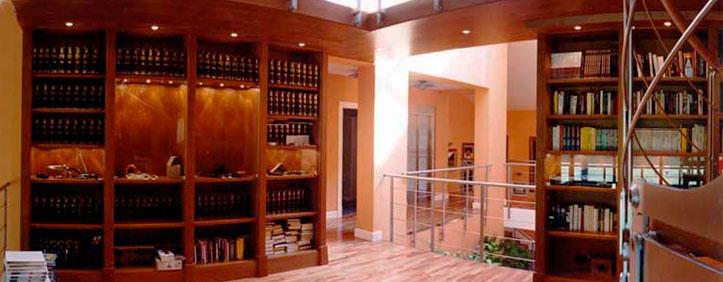 Carpintería Pascualena - Diseño de salones