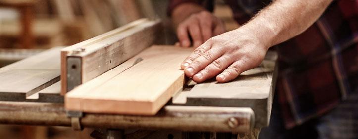 Servicio de carpintería a medida